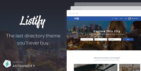 Listify v1.14.0 - WordPress Directory Theme