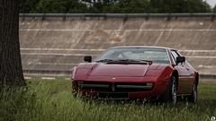 Maserati Merak - Front