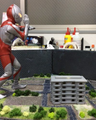 《超人力霸王》 發光系列 轉蛋作品 第一彈!アルティメットルミナス ウルトラマン01