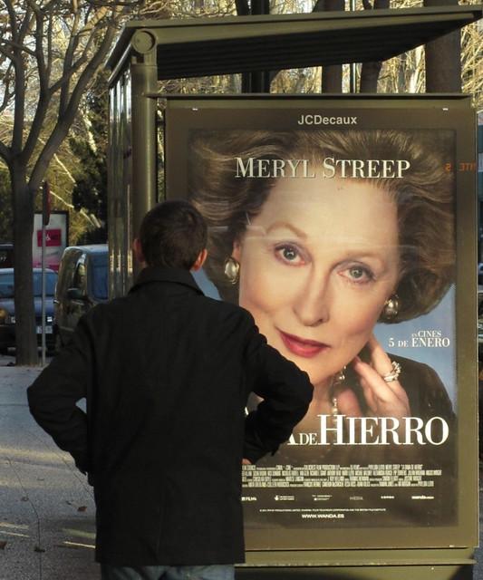 Ivo frente a la Thatcher