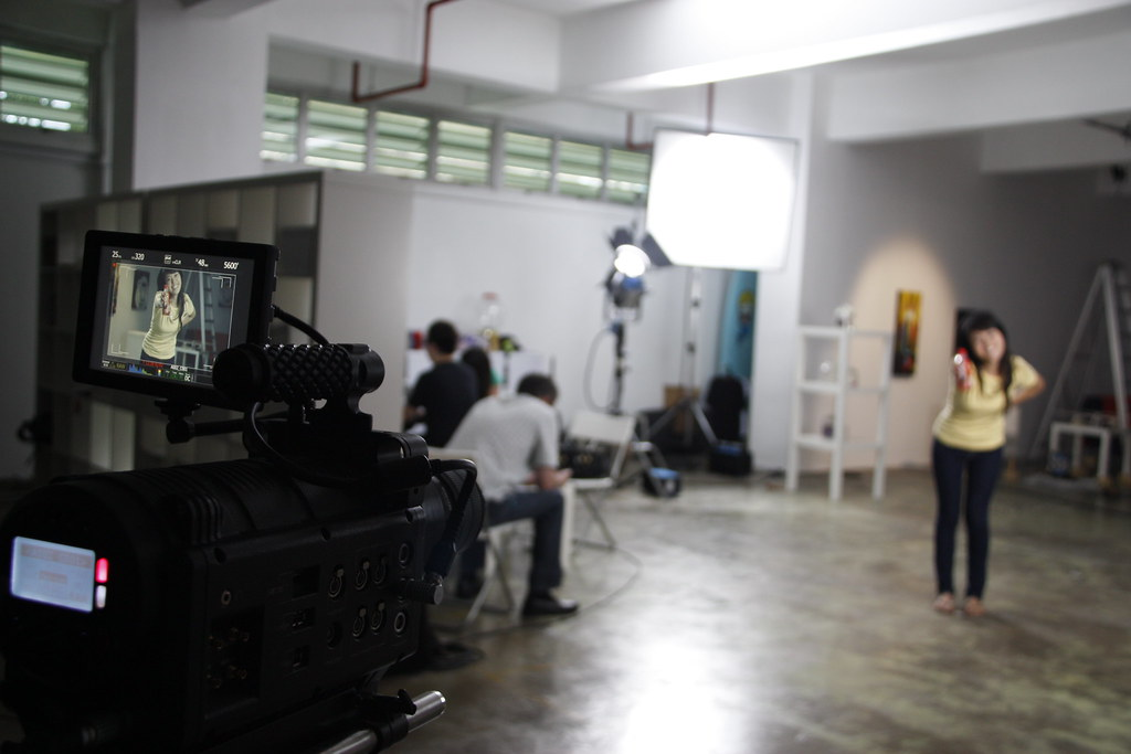 film video production singapore red epic