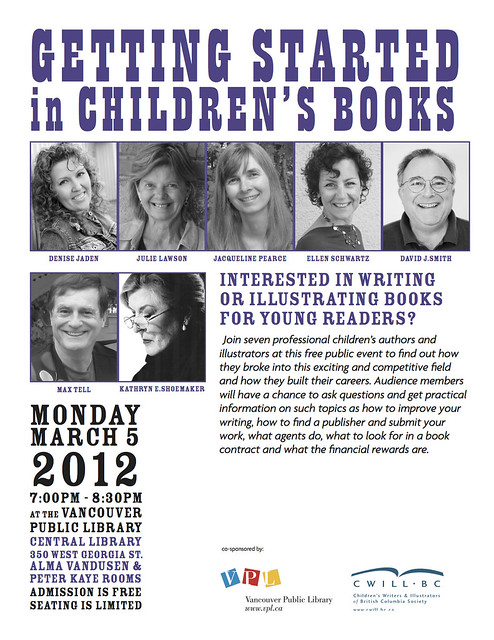 Getting Started in Children's Books 2012
