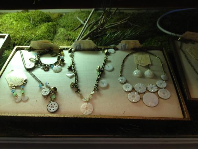 Grandmother's Buttons, St. Francisville LA