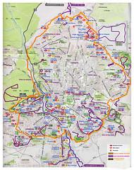 Plano anillo verde ciclista madrid flickr photo sharing - Anillo verde ciclista madrid mapa ...