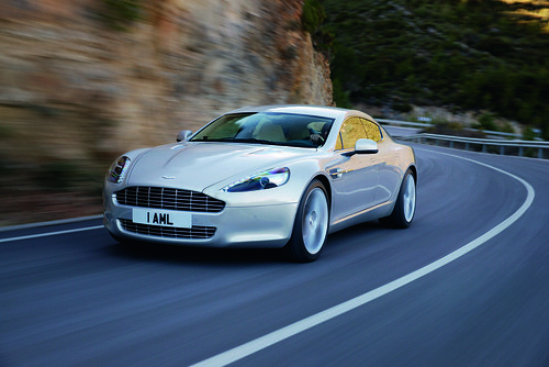 [Free Images] Transportation, Cars, Aston Martin, Aston Martin Rapide ID:201203280000