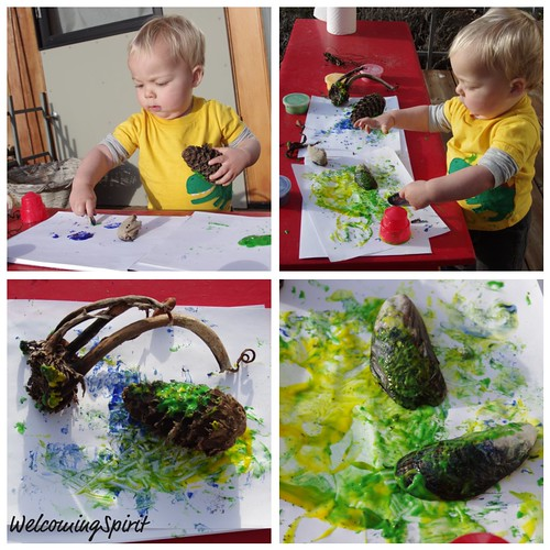 Toddler Sea Art