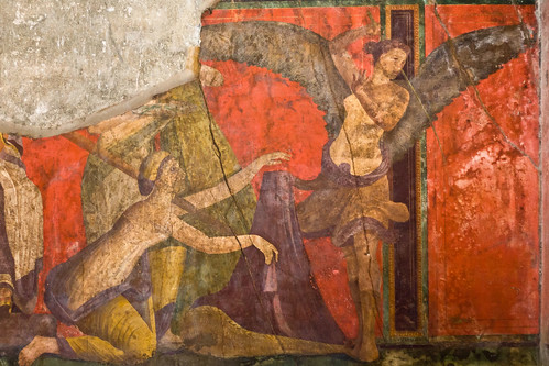 Villa of Mysteries, Pompeii