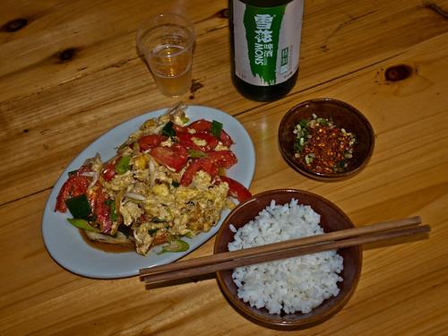 Comida china - menú