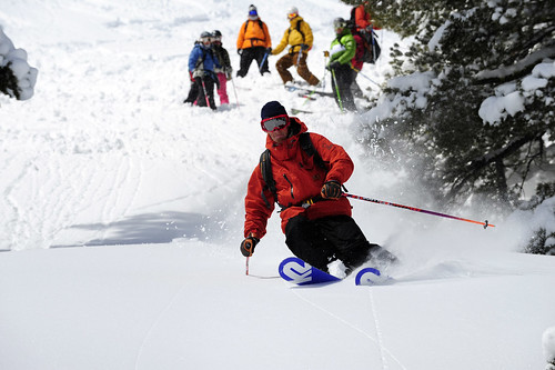 Kirkwood Ski Story