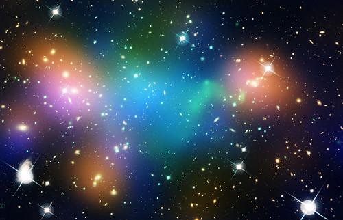 無料写真素材|自然風景|宇宙|銀河