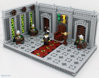 Valholl Throne Room