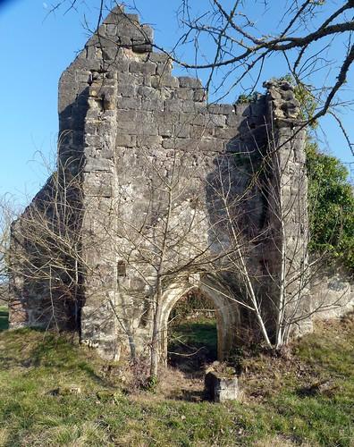 Puymiclan - L'Eglise de Nauzieres 03