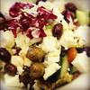 Porto and Fi, Greek Salad, Edinburgh