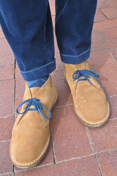 Boise Style: Desert Boots . . .