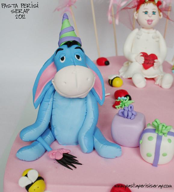 1ST BIRTHDAY CAKE-İPEK NUR