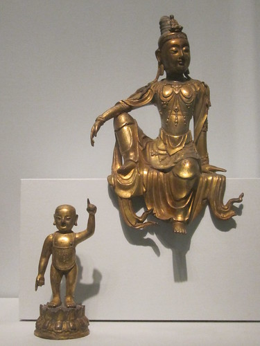 Figurative Chinese Sculptures