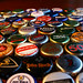 beer cap collection by No Name D