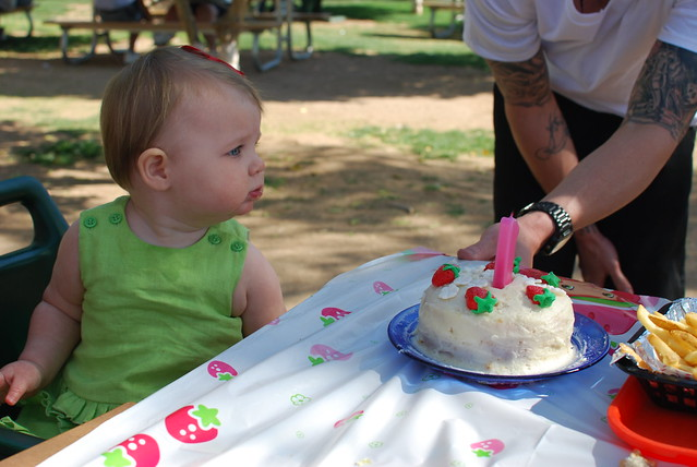 Scarlet's 1st Birthday Party