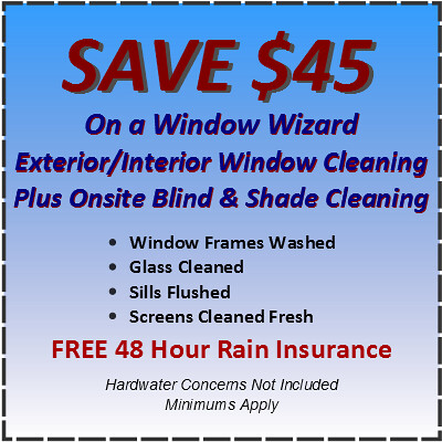 window and blind cleaning window and blind cleaning coupon boise id wizard residential cleaning