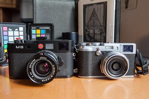 6834437792 7abdf40af3 Probando la Fujifilm X100
