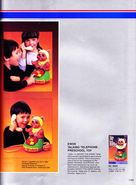 Ewoks / Star Wars (Kenner) 1985 6839366532_62e3a41c06_z