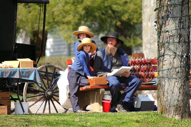amish and their rights to be Increasing tension over some amish beliefs as communities grow  they would not be killed, drowned in rivers or have their rights infringed upon.