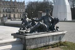 Figurengruppe - Fortuna-Brunnen
