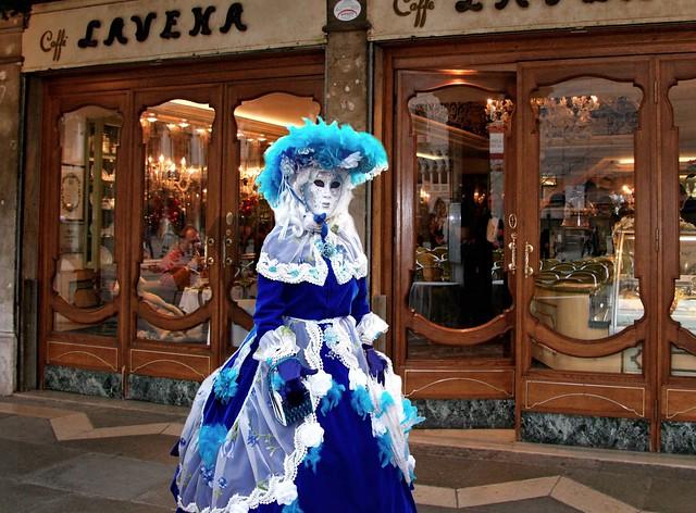 Caffe Lavena - Carnival Venice