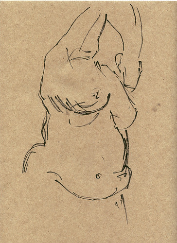 Life Drawing at Sandy Hill-3