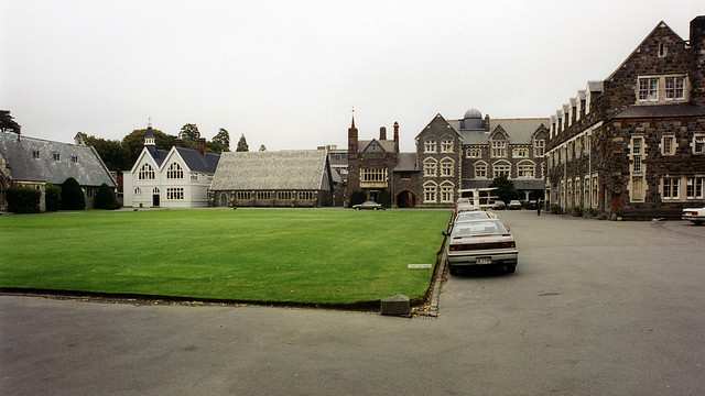 Old Canterbury College