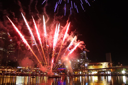 Darling Harbour Fireworks IV
