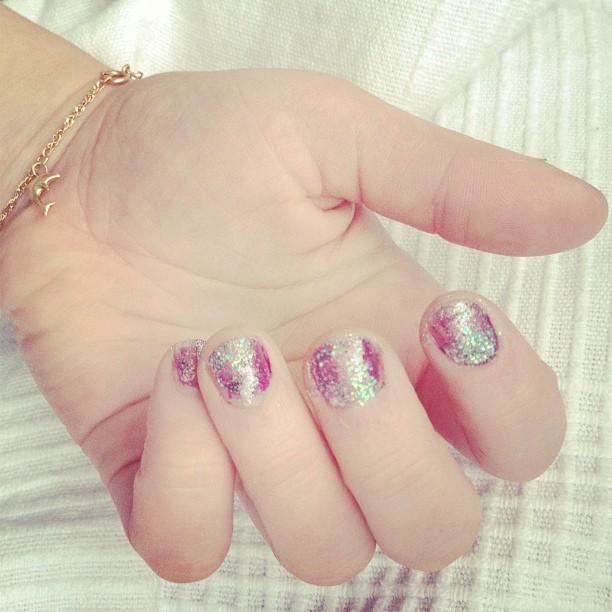 #galaxy #nails hahhh