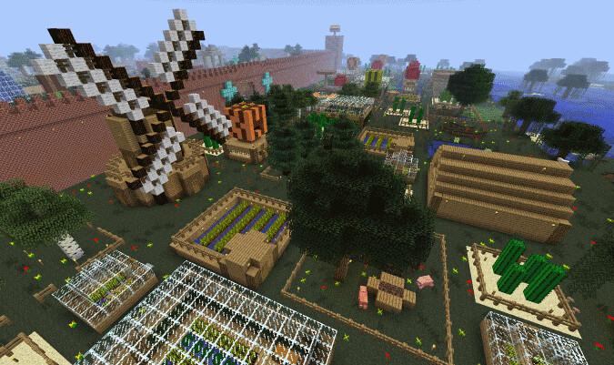 Modern Hospital Minecraft Project