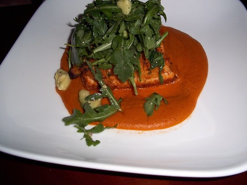 Crab Encrusted Steelhead