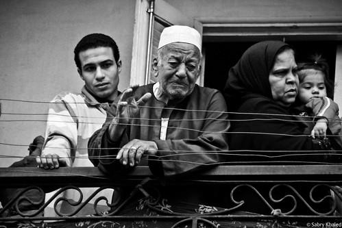 اسرة الشهيد/ محمد خالد - أحد شهداء الالتراس - The family of martyr