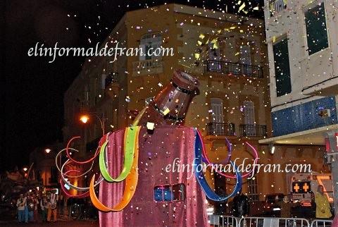 Carnavales de Melilla 2012