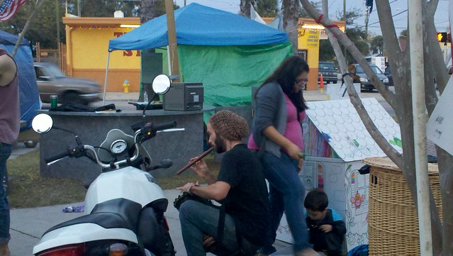Occupy Tampa Pic 11 from Sonja E
