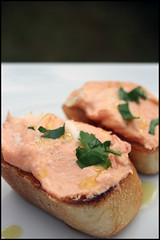 Dip de crabe au cream cheese