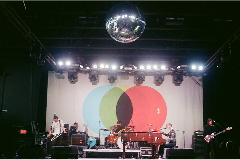 Jack's Mannequin sound check film scan