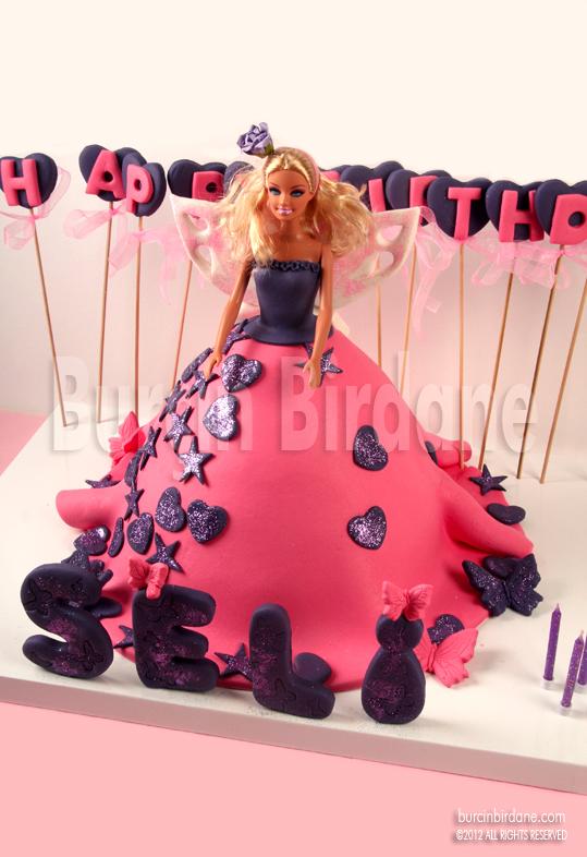 Barbie Bebek Pasta