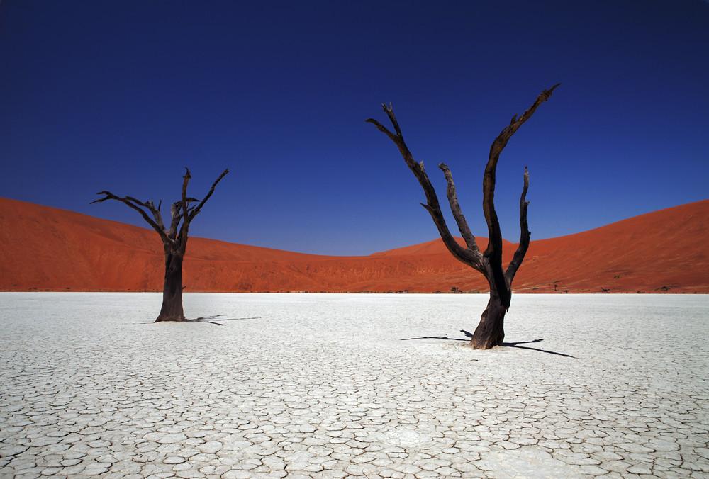 Sossusvlei in Namib desert, Namibia