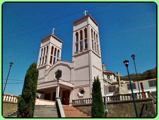Parroquia San Andrés Apóstol,San Andrés Timilpan,México.México