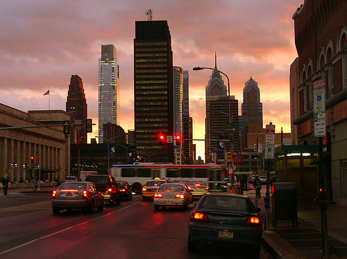 city urban usa color philadelphia skyline clouds america sunrise unitedstates pennsylvania centercity pa philly marketstreet 30thstreet cityofbrotherlylove downtownphiladelphia downtownphilly