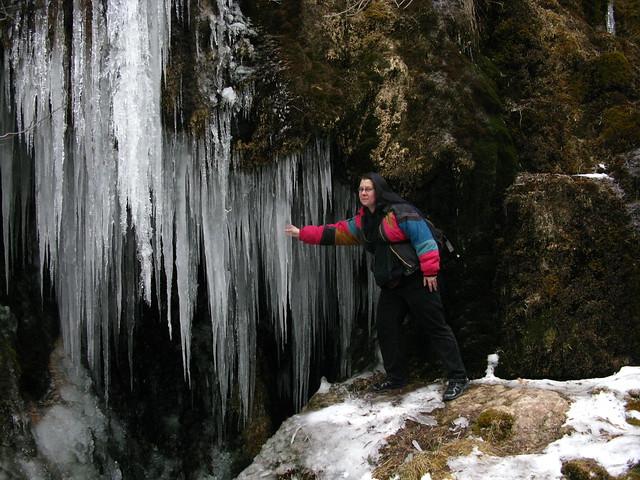 Las Cascadas del Río Cuervo