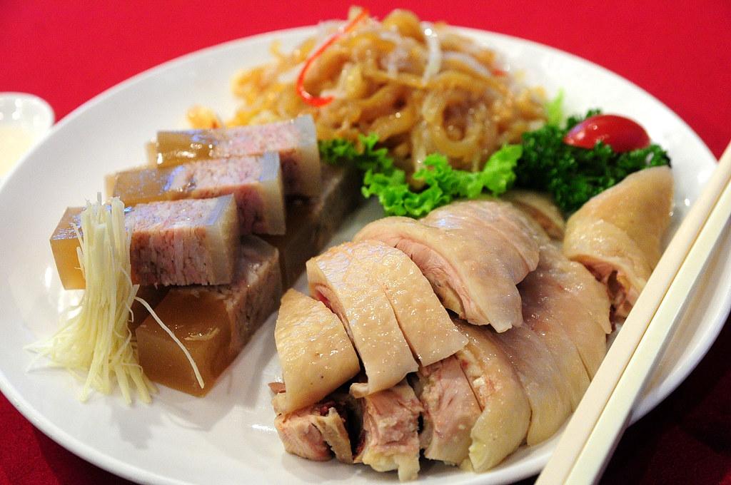 點水樓 - 銀絲蜇皮/鎮江肴肉/紹興醉雞
