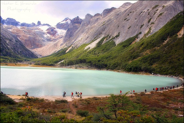Laguna Esmeralda-Ushuaia-TDF-Argentina -  Explore and Front Page (16/02/2012)