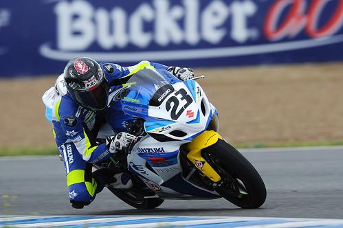 Adrian Bonastre CEV Buckler Jerez 2012