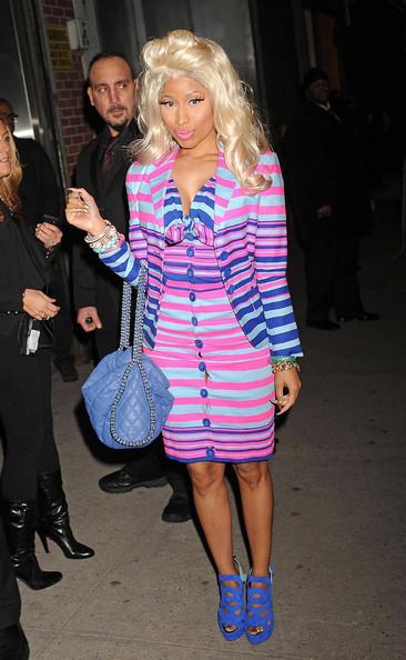 Nicki-Minaj-Giuseppe Zanotti Caged Sandal (3)