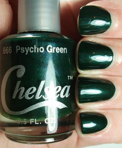 Chelsea Psycho Green