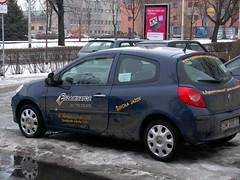 Renault Clio Nauki Jazdy Wrocław